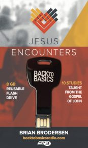 Jesus Encounters Flashdrive