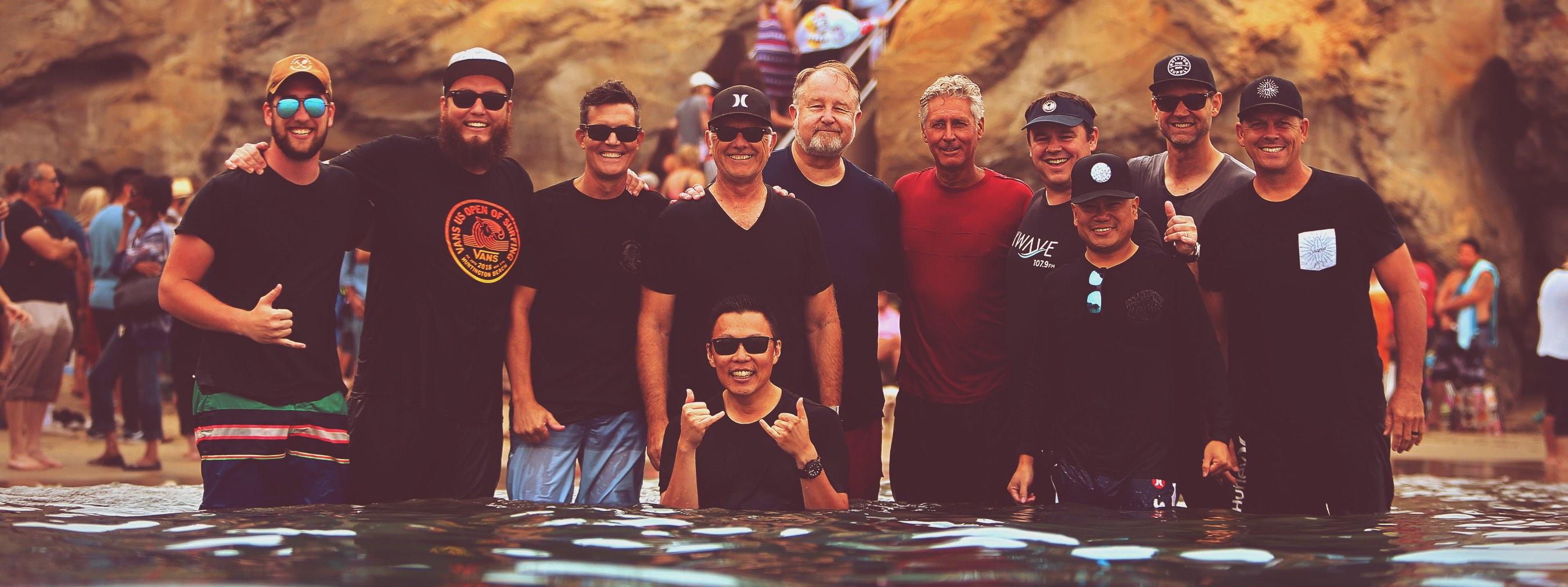 PiratesCove_Baptism_Team